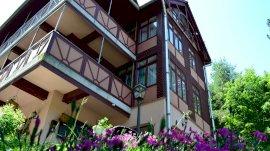 Ezüstfenyő Hotel észak-magyarországi szállás