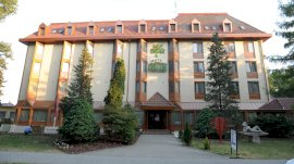 Park Hotel Gyula  - családbarát szállás