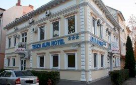 Tisza Alfa Hotel szállás Dél-Alföldön