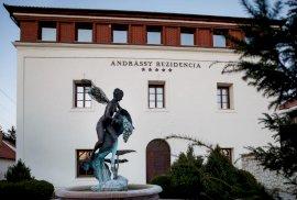 Andrássy Rezidencia Wine & Spa szállás Észak-Magyarországon
