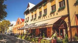Komló Hotel Gyula Dél-Alföld szállás