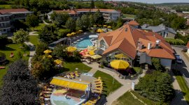 Kolping Hotel**** Spa & Family Resort nyugat-dunántúli szállás