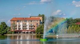 Hotel Corvus Aqua dél-alföldi szállás