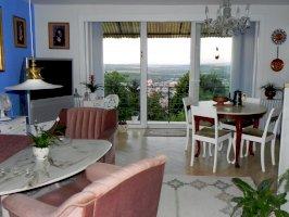 Tulipán Panoráma Apartman dél-dunántúli szállás