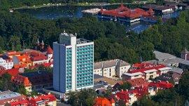 Hunguest Hotel Panoráma Nyugat-Dunántúl szállás