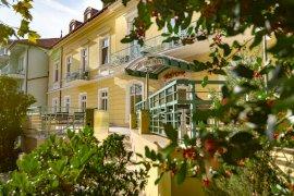 Hotel Spa Hévíz Nyugat-Dunántúl szállás