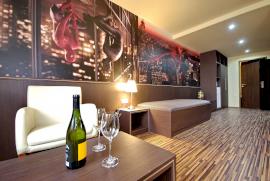 Corvin Hotel & Gyulai Wellness Apartmanok dél-alföldi szállás