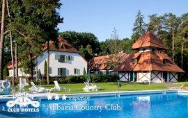 Abbázia Country Club Nemesnép nyugat-dunántúli szállás