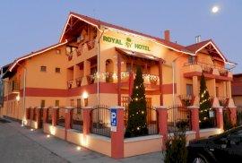 Royal Hotel szállás Észak-Alföldön