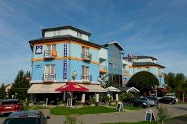 Kristály Hotel szállás Balatonon