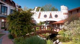 Aqua Hotel Kistelek dél-alföldi szállás